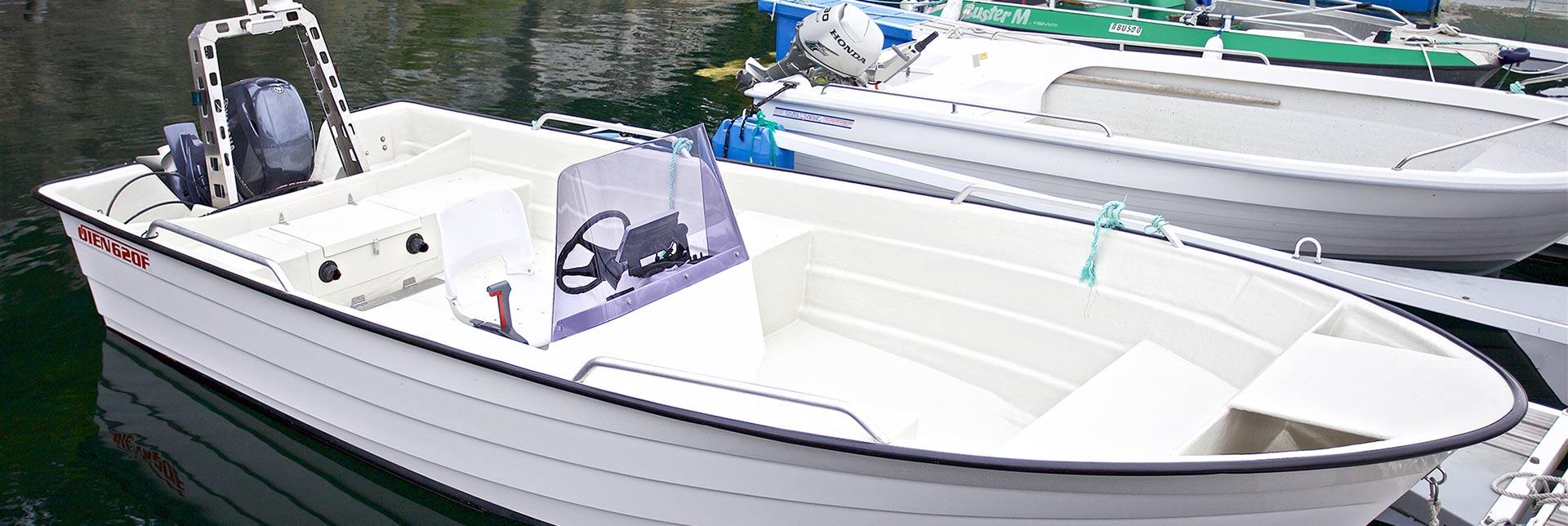 Båt til leie - Midsund
